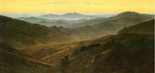 Riesengebirge (Caspar David Friedrich)