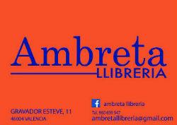 Ambreta llibreria